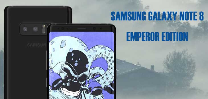 galaxy note 8 emperor edition