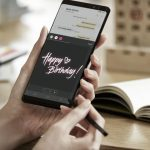 use live messages on samsung galaxy note 8
